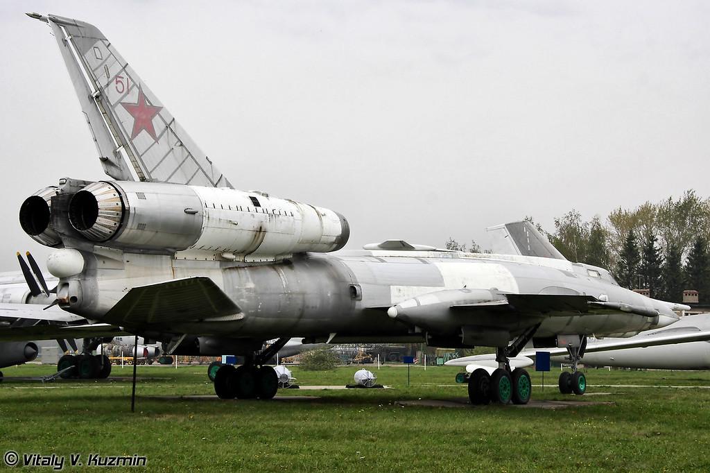 Ту-22ПД (Tu-22PD)