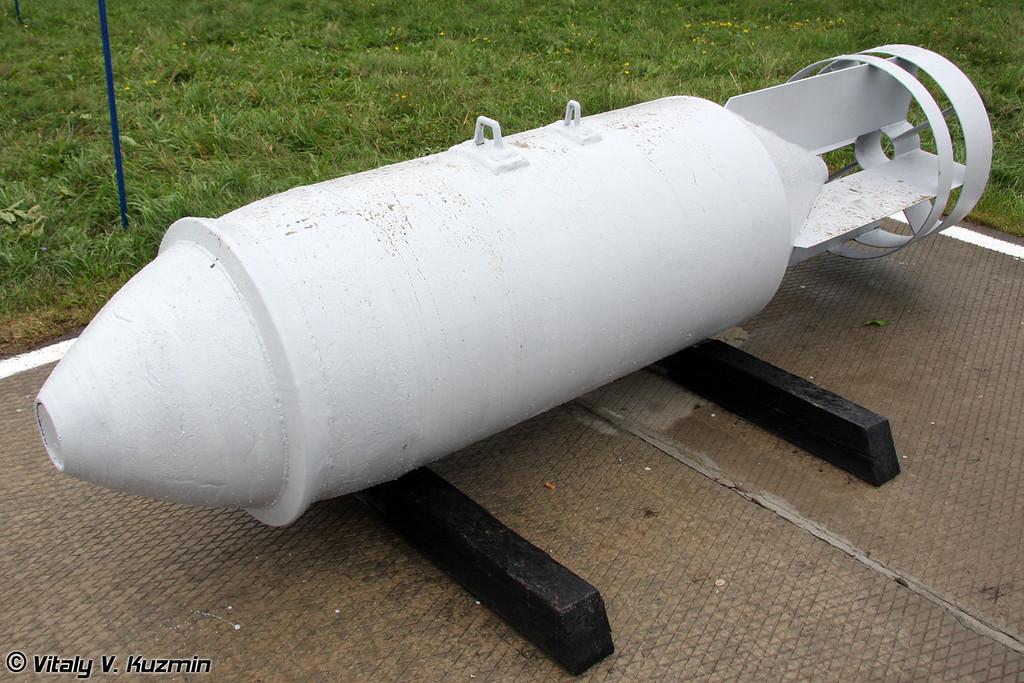Авиабомба ФАБ-1500 М-54 (FAB-1500 M-54 aerial bomb)