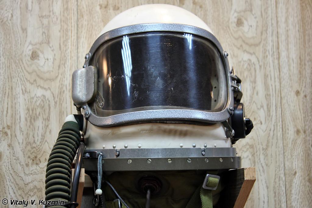 Гермошлем генерала армии Дейнекина П.С. (Army general former RuAF Commander Deynekin P. helmet)