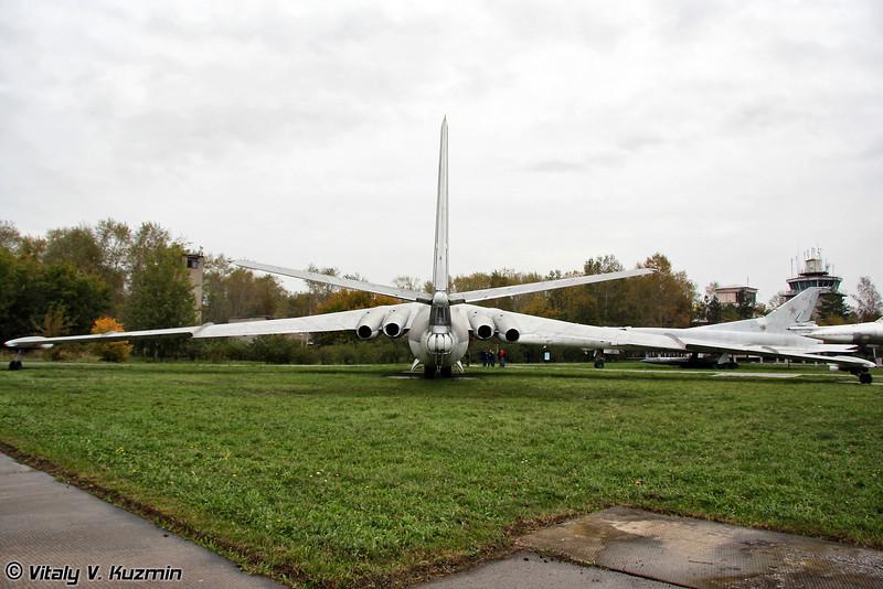 Самолет-заправщик М-4-2 (Myasischev M-4-2)