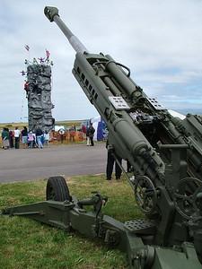 M777 155mm Ultra Light Howitzer