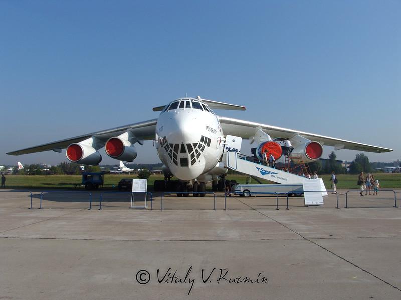 Ил-76ЛЛ (IL-76LL)