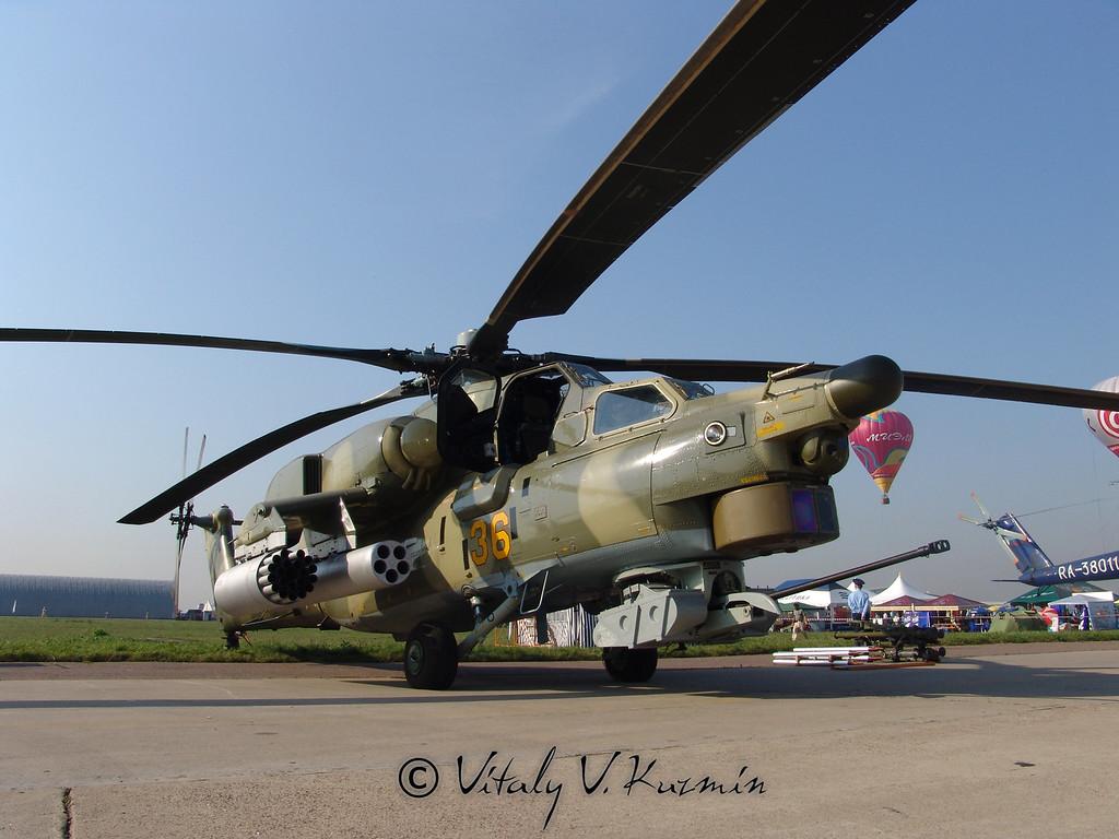 Ми-28 (Mi-28)
