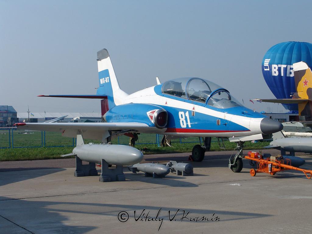 МиГ-АТ (MiG-AT)