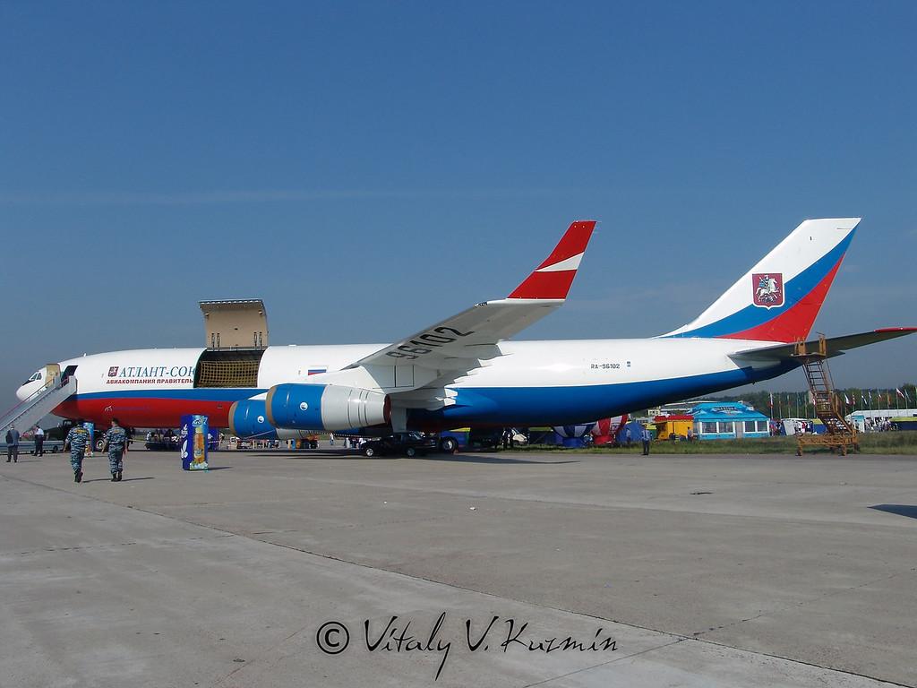 Ил-96-400 (IL-96-400)