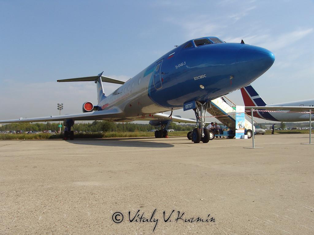Ту-134Б-3 (Tu-134B-3)