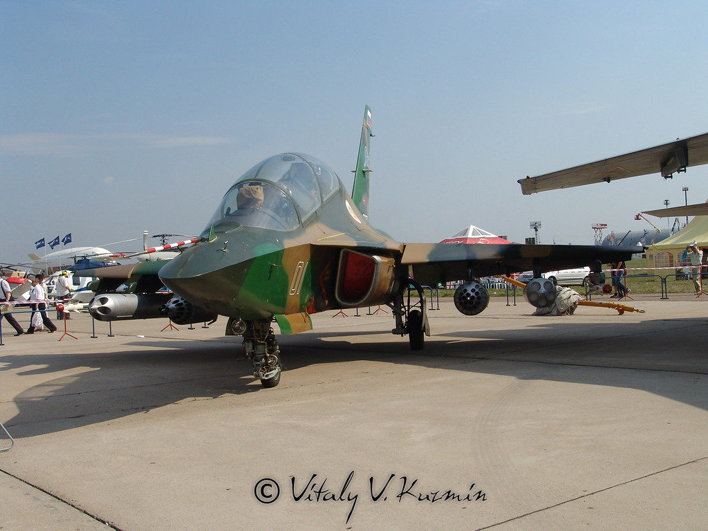 Як-130 (Yak-130)