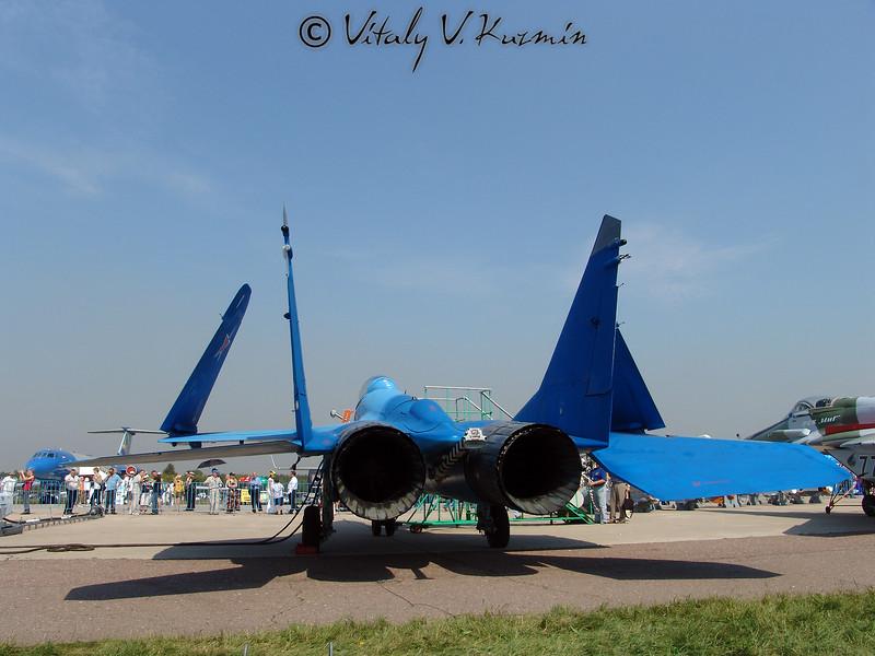 МиГ-29КУБ (MiG-29KUB)