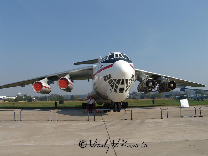 Ил-76ТД (IL-76TD)