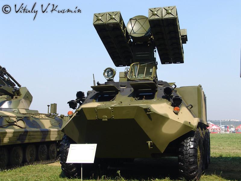 Стрела 10-М3-К (Strela-10-M3-K)