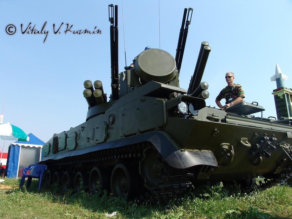 Тунгуска-М1 (Tunguska-M1)