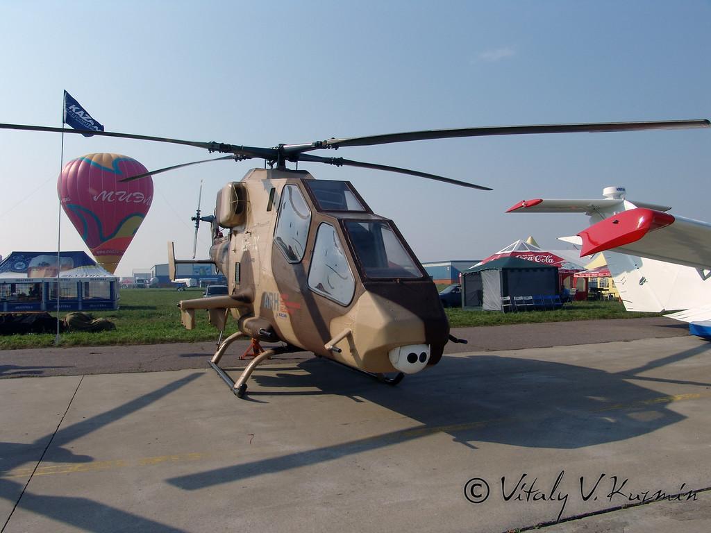 Ансат (Ansat light recon helicopter)