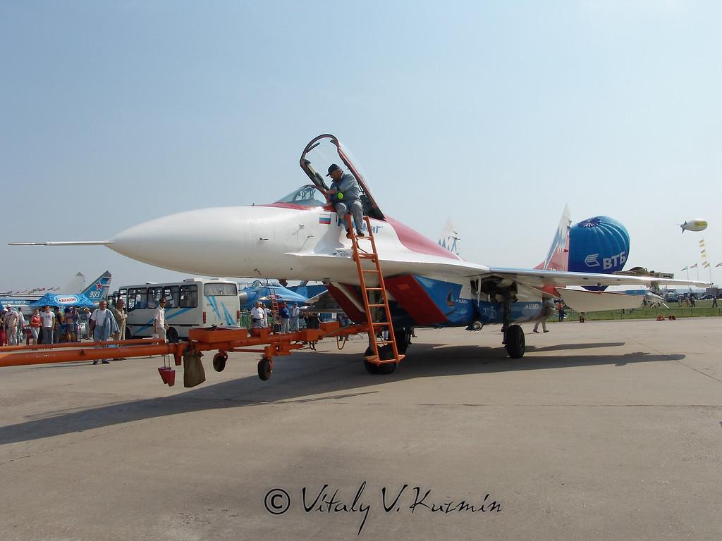 МиГ-29ОВТ (MiG-29OVT)