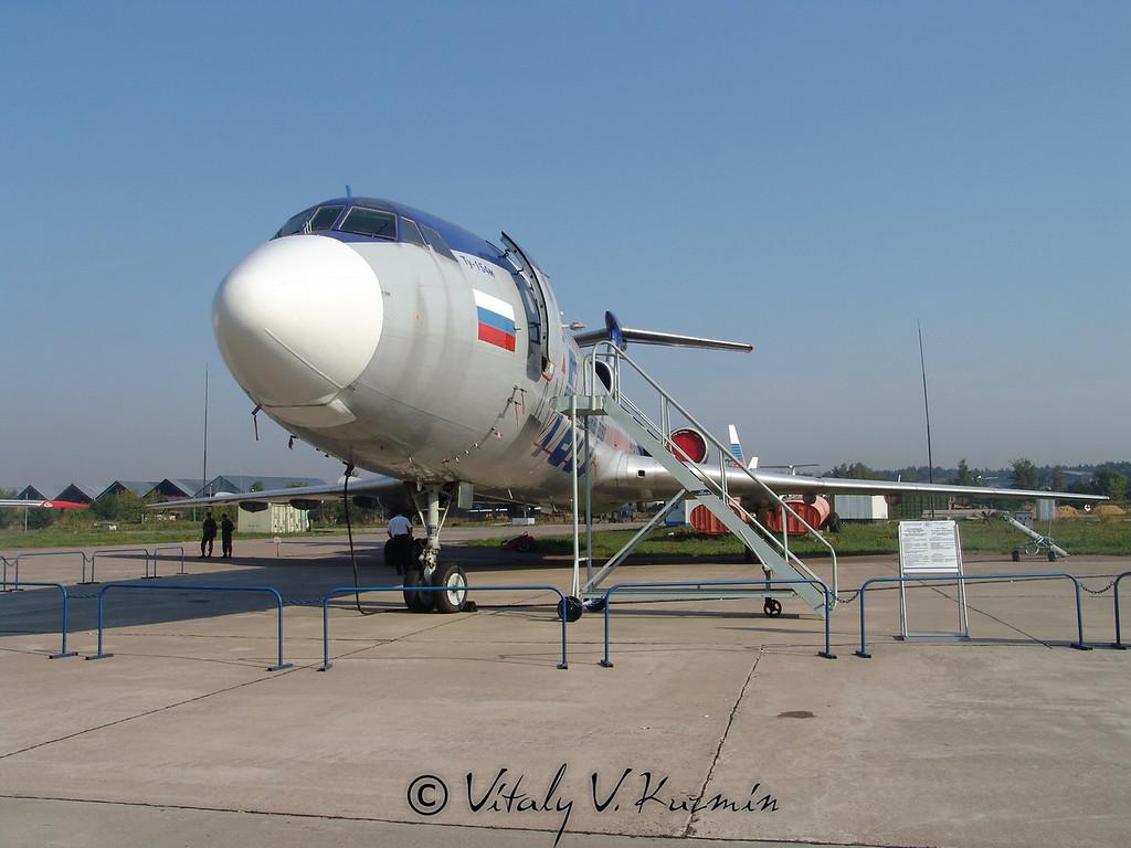 Ту-154 (Tu-154)