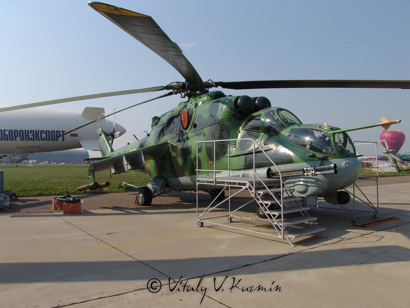 Ми-35П (Mi-35P)