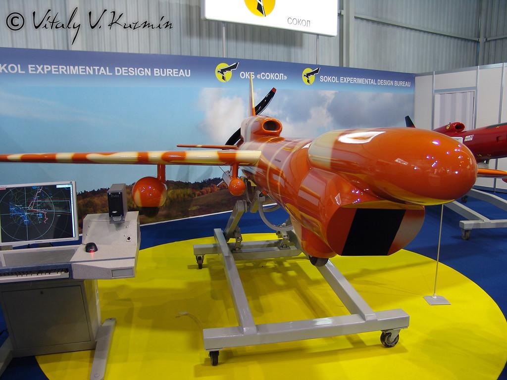 БПЛА Дан-Барук (Dan-Baruk UAV)
