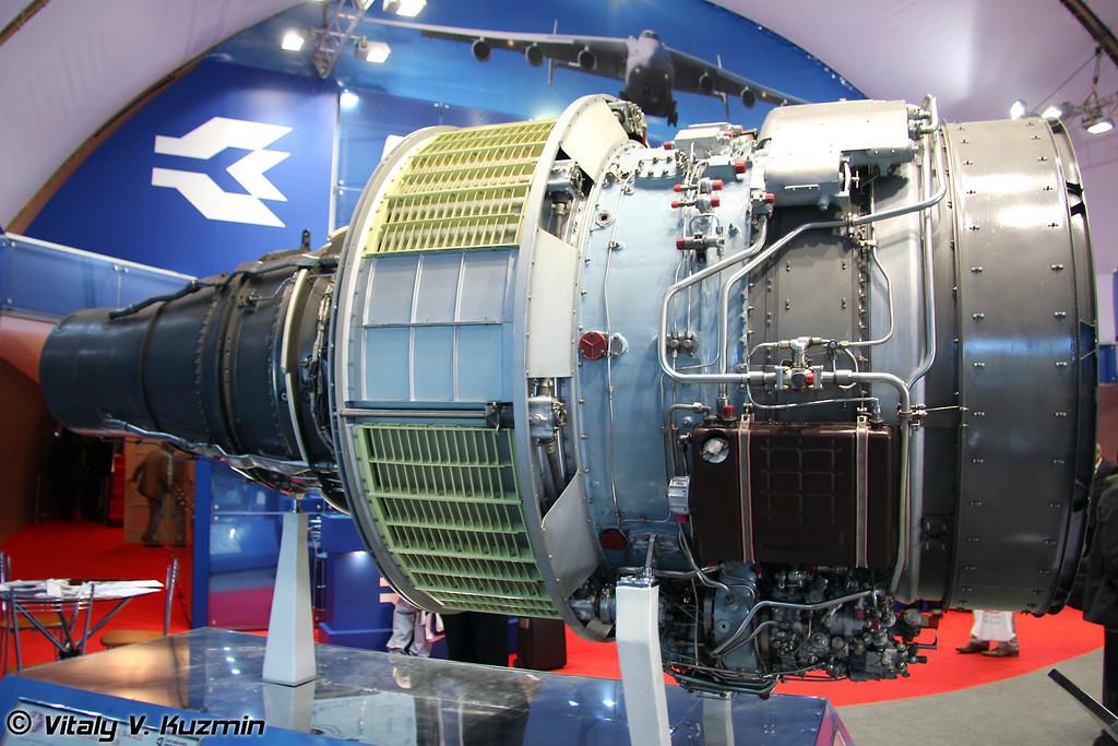 Д-436-148 турбореактивный двигатель для Ан-148 (D-436-148 turbofan engine for An-148)