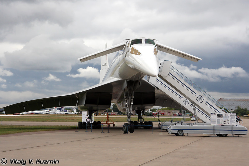 Ту-144 (Tu-144)