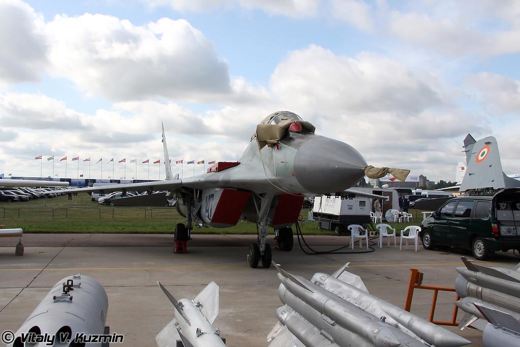 МиГ-29СМ (MiG-29SM)