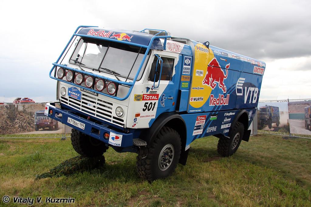 КAMAZ-4911 (KAMAZ-4911)