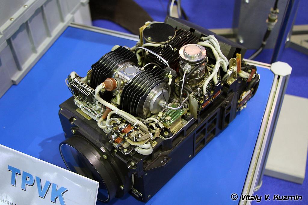 Тепловизор ТПВК (TPVK thermal imaging camera)
