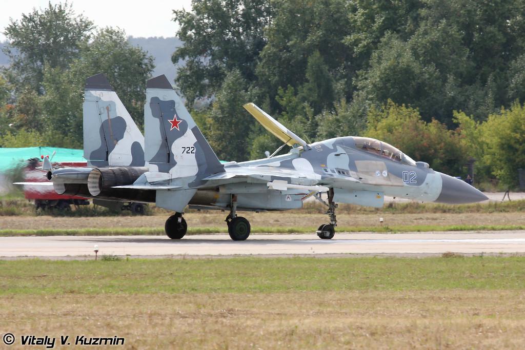 Су-30МКИ (Su-30MKI)