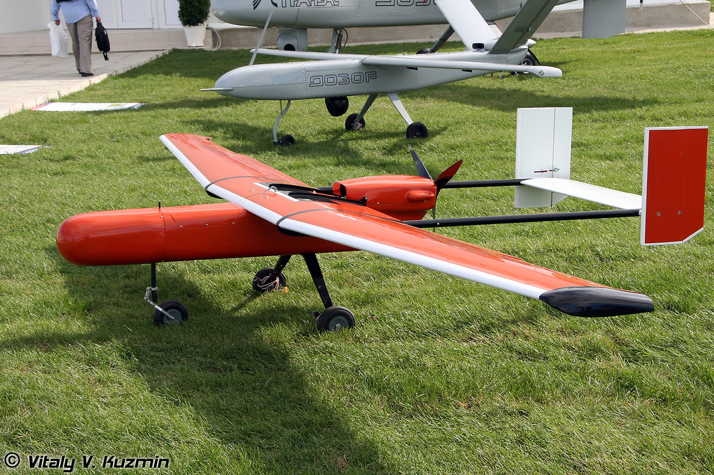 Дозор-2 (Dozor-2 UAV)