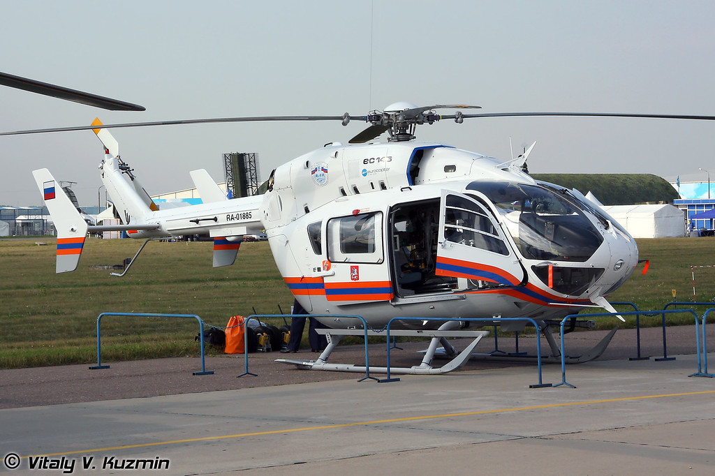 BK 117 C-2 (EC 145)