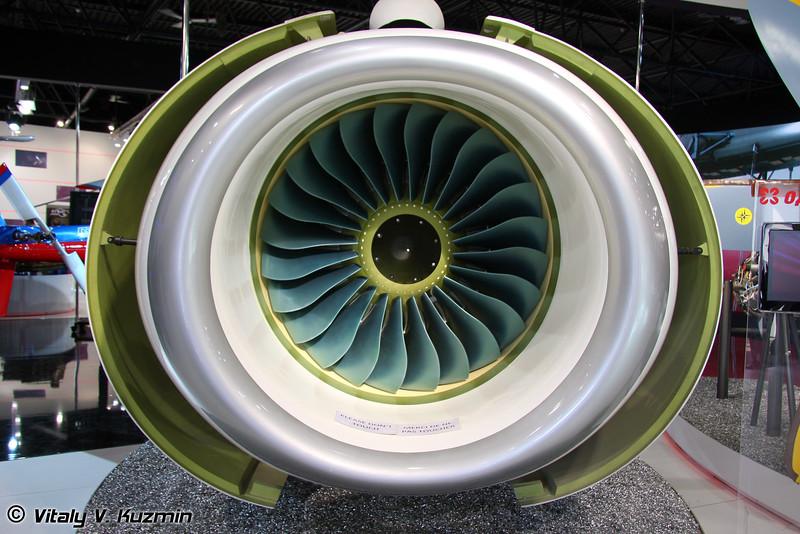 SaM-146 for Superjet 100