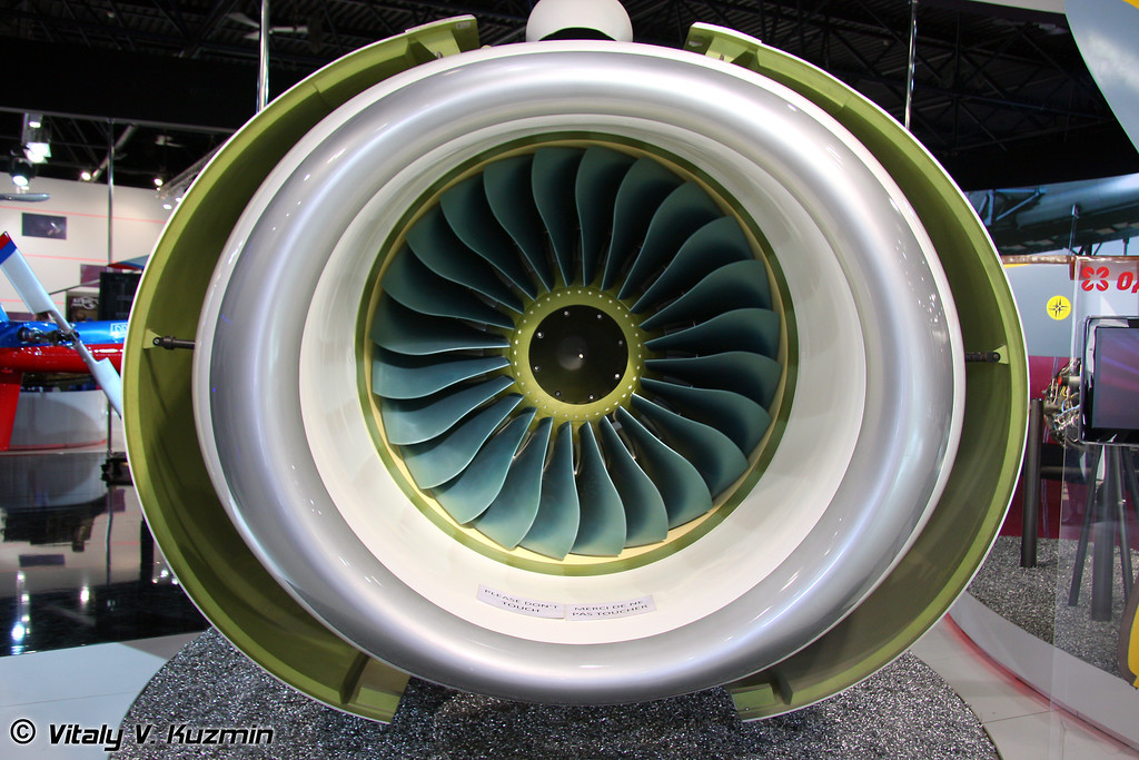 SaM-146 for Superjet 100