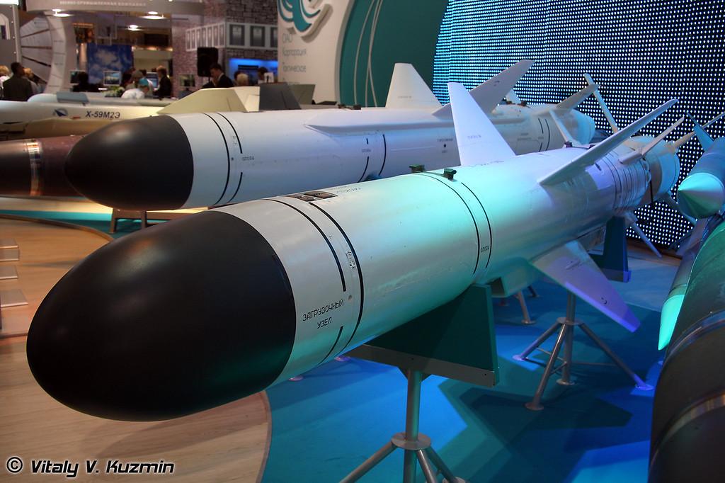 Противокорабельная ракета Х-35Э предназначена для поражения кораблей водоизмещением до 5000 тонн (Kh-35E (3M-24E) tactical antiship missile)