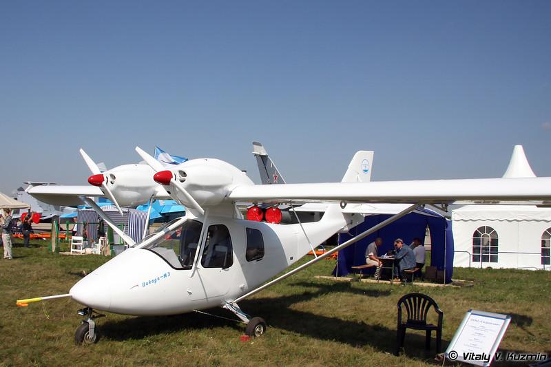 Цикада М-3 (Tsikada M-3)