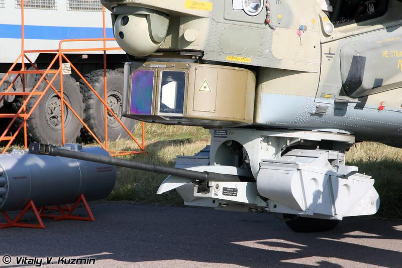 Ми-28Н борт 37 (Mi-28N board 37)