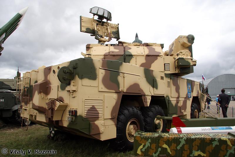 9А331МК Тор-М2Э (9A331MK Tor-M2E)