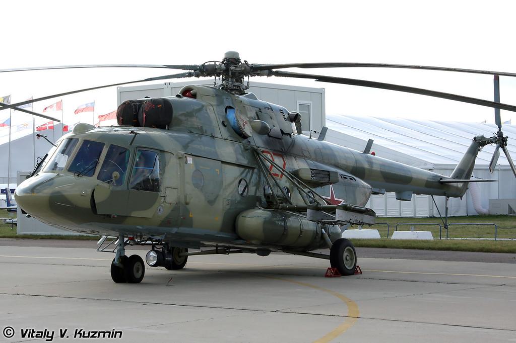 Ми-8МТВ-5 (Mi-8MTV-5)