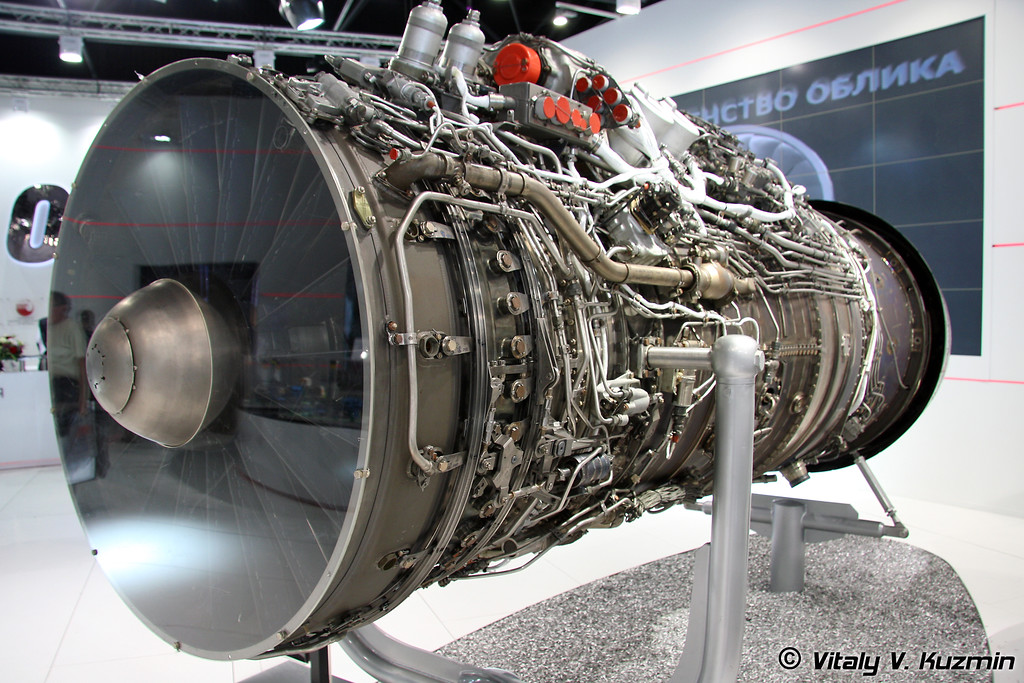 Изделие 117С для Су-35 (117C for Su-35)