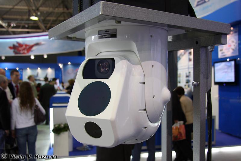 Система оптического наблюдения СОН-730 (SON-730 optical surveillance system)