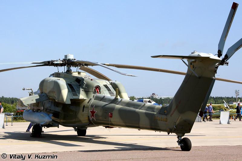 Ми-28Н борт 41 (Mi-28N board 41)