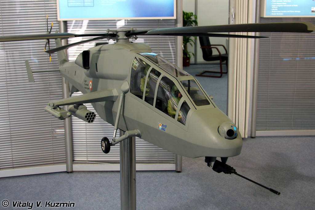 HAL Light Combat Helicopter (LCH)
