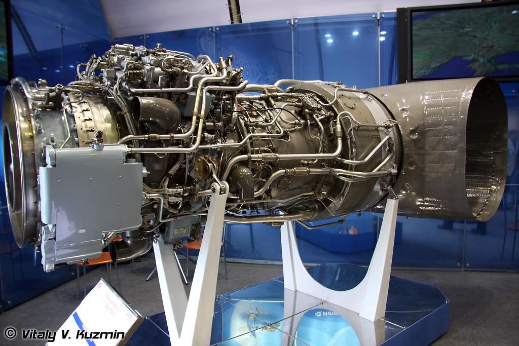 АИ-136Т турбовальный двигатель для Ми-26 (AI-136T turboshaft engine for Mi-26)