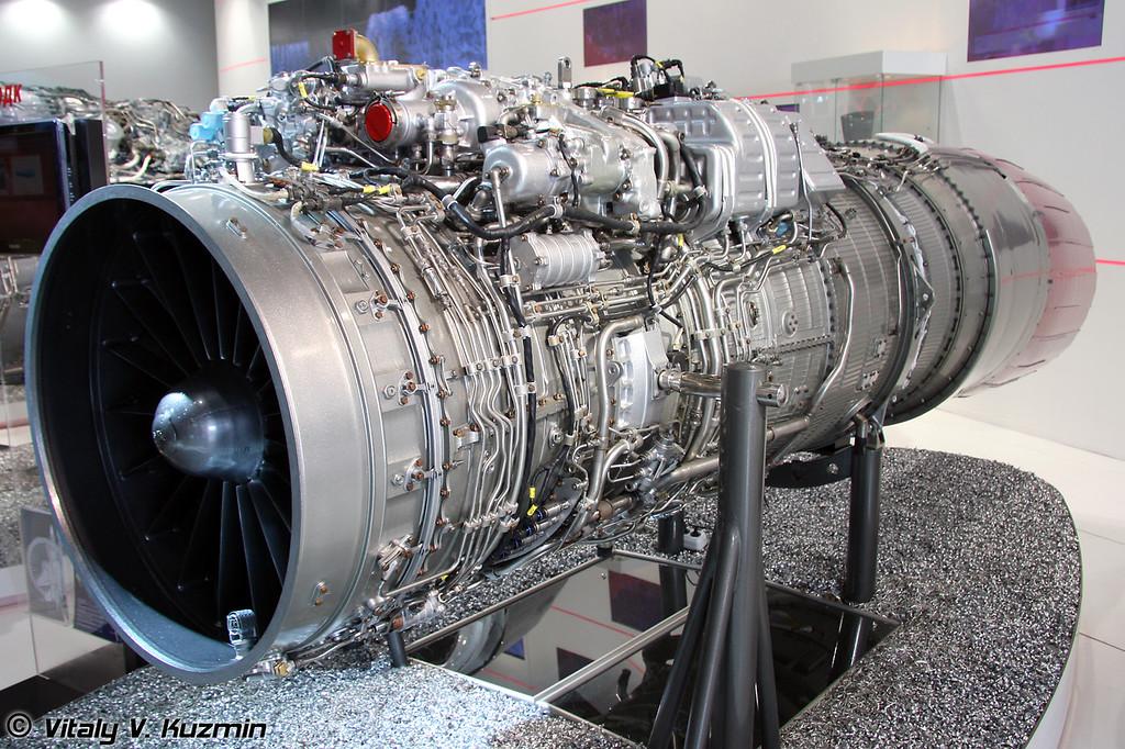РД-33МК для МиГ-29К/КУБ и МиГ-35 (RD-33MK for MiG-29K/KUB and MiG-35)