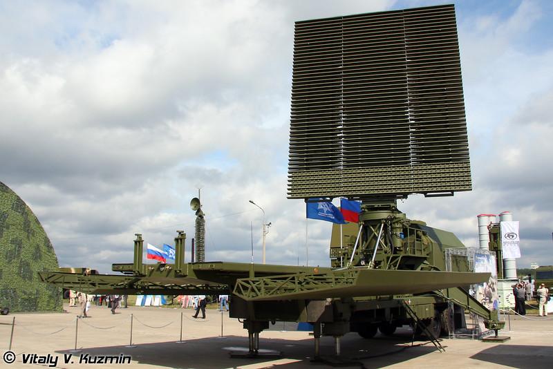 Трехкоординатная РЛС Противник-ГЕ (Triaxial radiolocation station Protivnik-GE)