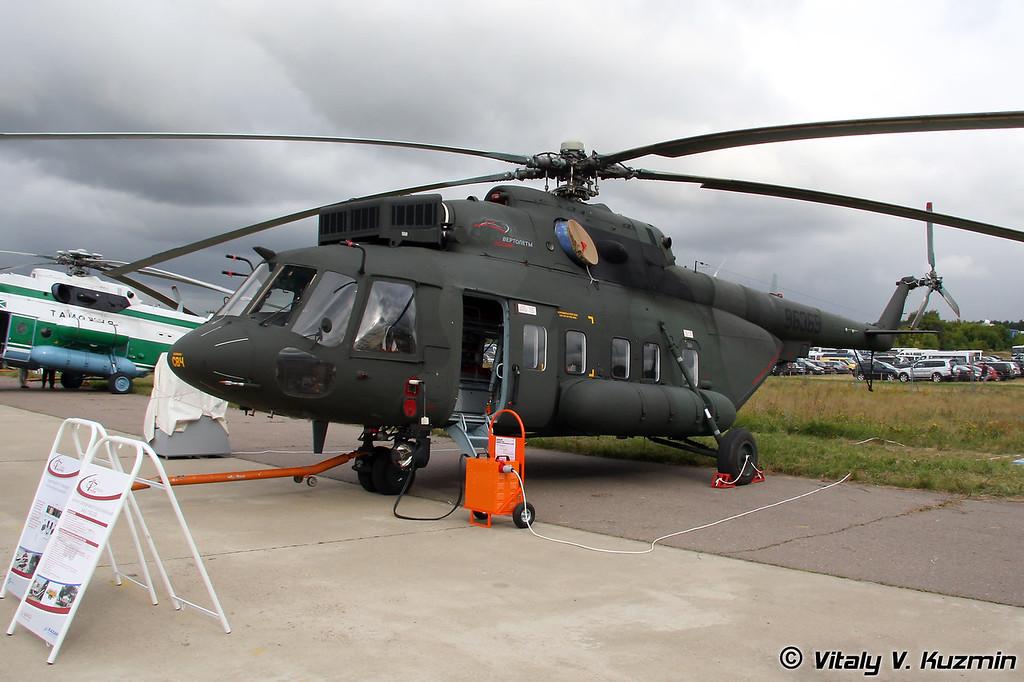 Ми-17 медицинская версия (Mi-17 medic modification)