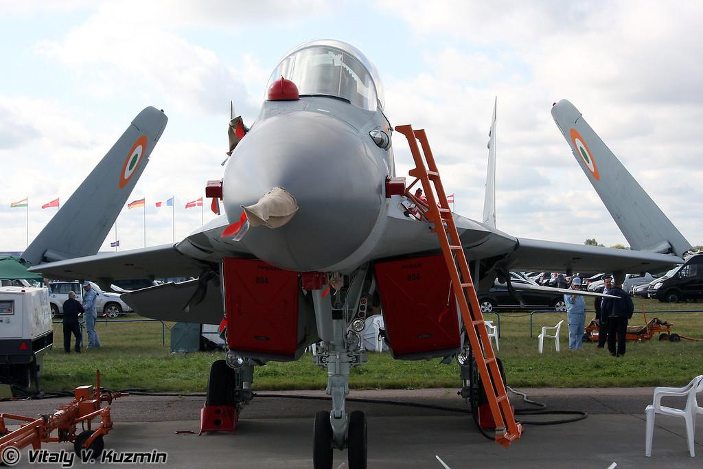 МиГ-29К для Индии (MiG-29K for India)