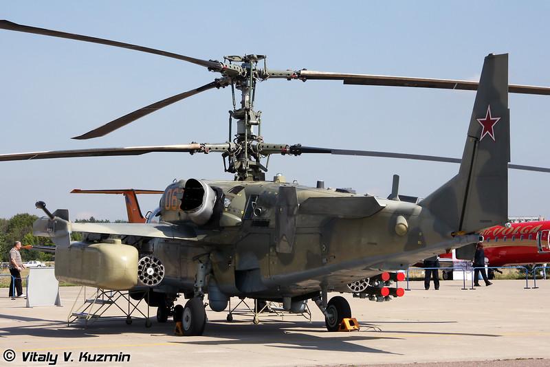 Ка-52 (Ka-52)