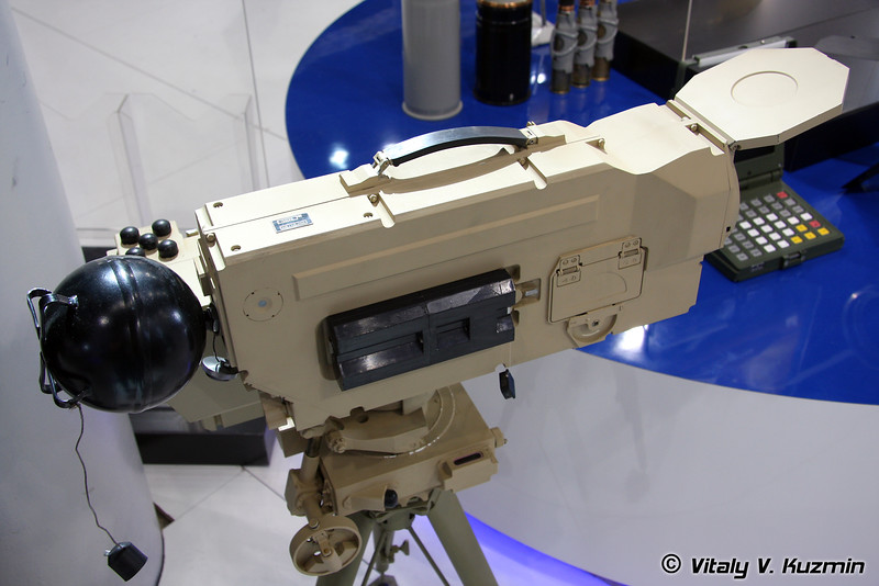 Носимый комплекс средств автоматизированного управления огнём артиллерийских подразделений Малахит (Portable Automatic Gun Fire Control System Malakhit)