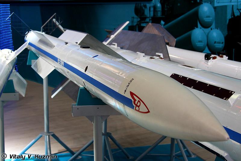 Ракета класса воздух-воздух средней дальности РВВ-СД (RVV-SD medium-range air-to-air guided missile)
