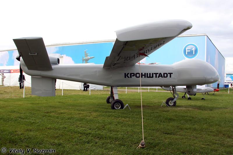 Дозор-600 - улучшенная версия Дозор-3 (Dozor-600 improved version of Dozor-3)