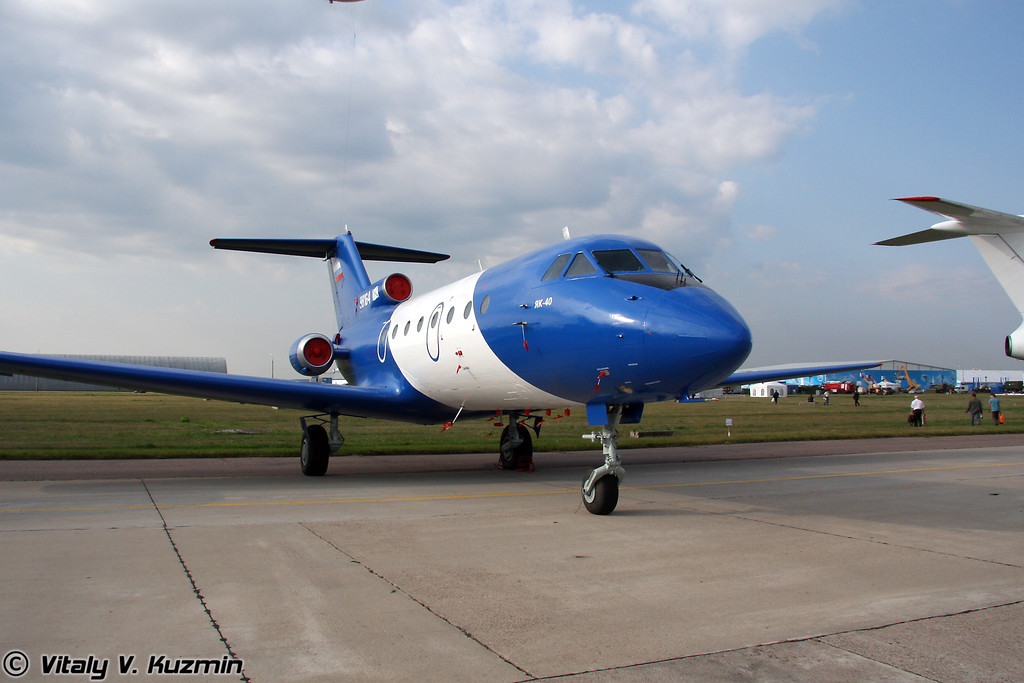 Як-40 (Yak-40)