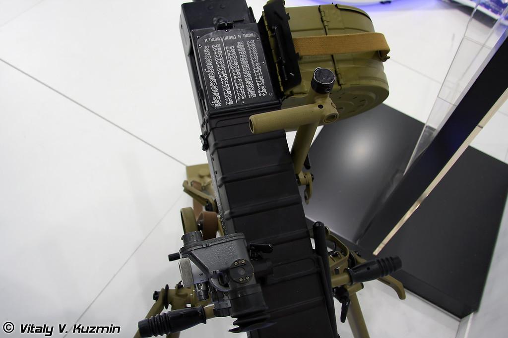 АГС-30 30-мм автоматический гранатометный комплекс (30-mm AGS-30 automatic grenade launcher system)